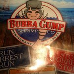Bubba Gumps Long Beach CA