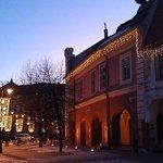 Casa Luxemburg, площадь возле отеля