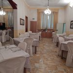 Salle de Restaurant de l'hôtel