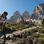 We know the best single trails and ride in Val Gardena and around the Sellaronda MTB Track TOUR
