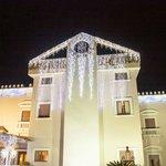 Facciata Centrale Grand Hotel Le Chateau