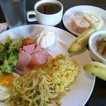 RELC - typical breakfast menu