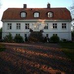 Rosenfors Herrgård - Huvudbyggnaden