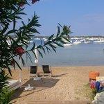 spiaggia dell hostal