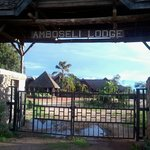 Amboseli Lodge - CLOSED DOWN