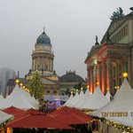 Berlin Music Hall Xmas Market