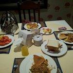 Great Buffet Breakfast...