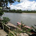 vista al rio