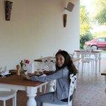 Pecora Nera esterno ristorante