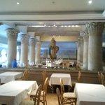 el restaurante Opet