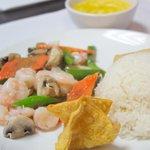 Asparagus Shrimp
