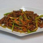 Beef Szechuan