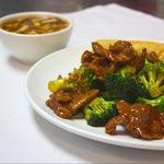 Brocoli Beef