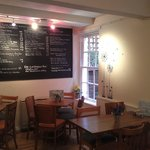 Second room of the café