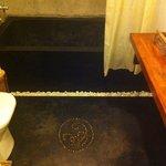 Bathroom motif