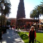 BIG CHRISTMAS TREE IN FASHION ISLAND