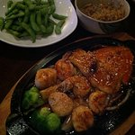 Seafood teriyaki, Excellent!