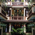"""Orange's sister hotel in Hoi An called """"Nhi Nhi"""". A beautiful boutique hotel worth a try when ne"""