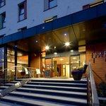 Main Hotel Entry
