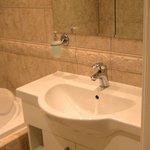 Ванная комната в номере Deluxe Double