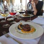 Lunch at Melipal - Mendoza
