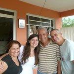 Con Papo Niulvys  y Tony