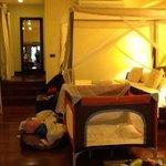 beachfront suite, ground floor