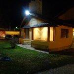 Casa Labian de noche