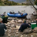 Enjoy a float trip on the Yellowstone River