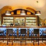 Bar w głównej sali