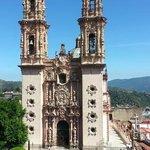Santa Prisca Cathedral