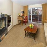 1 Bedroom Suite Living Room