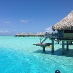 Le Moana overwater bungalow