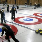 Curling rink