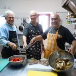 Cooking lesson with Marco at Antica Olivaia