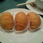 shredded turnip pastry