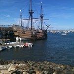 Mayflower Plymouth 2013