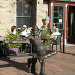 Dirty Dan Statue, Fairhaven Founder