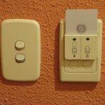 Corte automático de corriente con llave