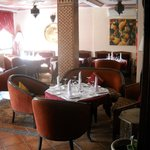 Salon restauration Hotel Atlantic AGADIR