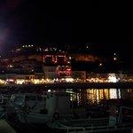 Parga by night