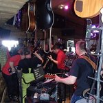 rocking at the Hutte