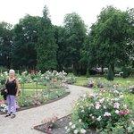 Goed onderhouden prachtige tuinen