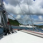 Sailing back to Ondeck