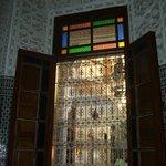 fenetre de la suite marocain
