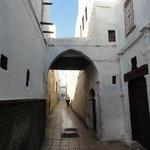 Medina's small corridors