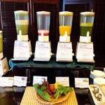 Fresh juices - a must try!