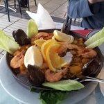 Restaurante Playa de Mogan Foto