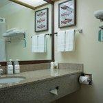 The Redwood Executive King Bathroom