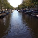 Amsterdam beautiful canals